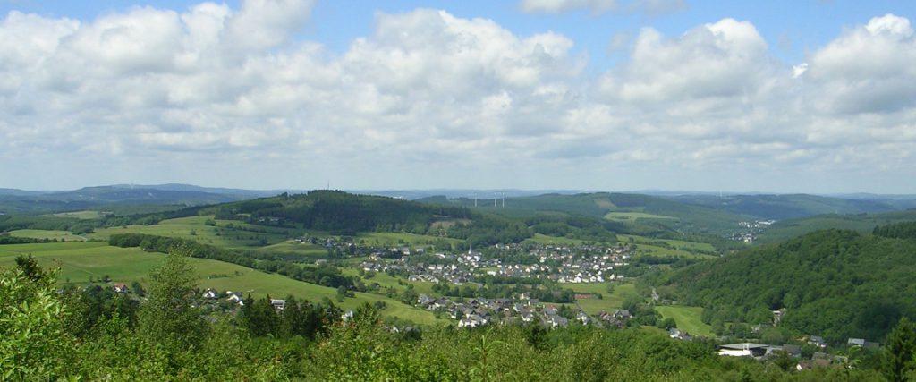 driewes Siegen, Südwestfalen, Siegerland